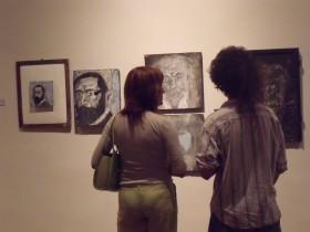 12_ Retratos de 2007 (Blanes, Sáez, Torres García)
