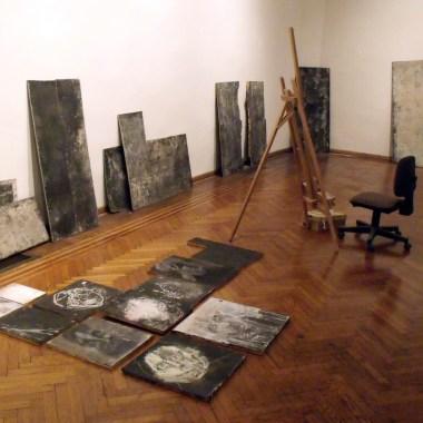 14_TALLER EN EL MUSEO BLANES - ESPACIO DE TRABAJO - TOMSICH 2010