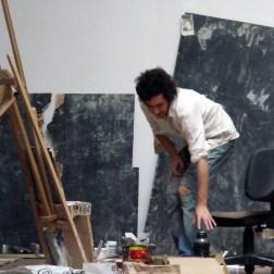 19_TRABAJANDO EN TALLER MUSEO BLANES - TOMSICH 2010