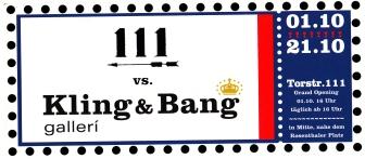 INVITACION KLING AND BANG 1