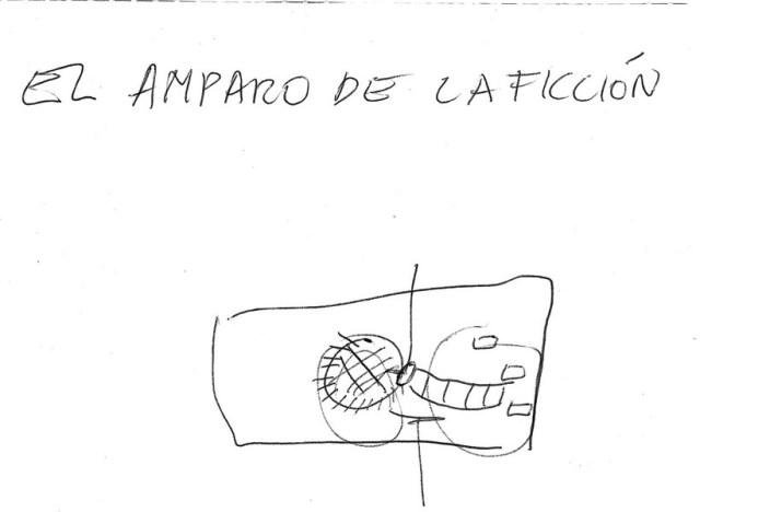 EL AMPARO DE LA FICCIÓN, F TOMSICH, 2006