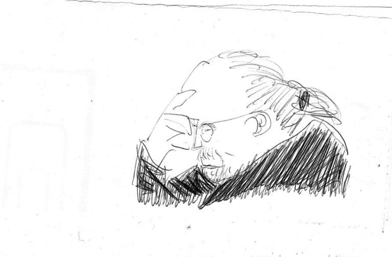 RETRATO DE ANHELO HERNÁNDEZ, F TOMSICH 2007