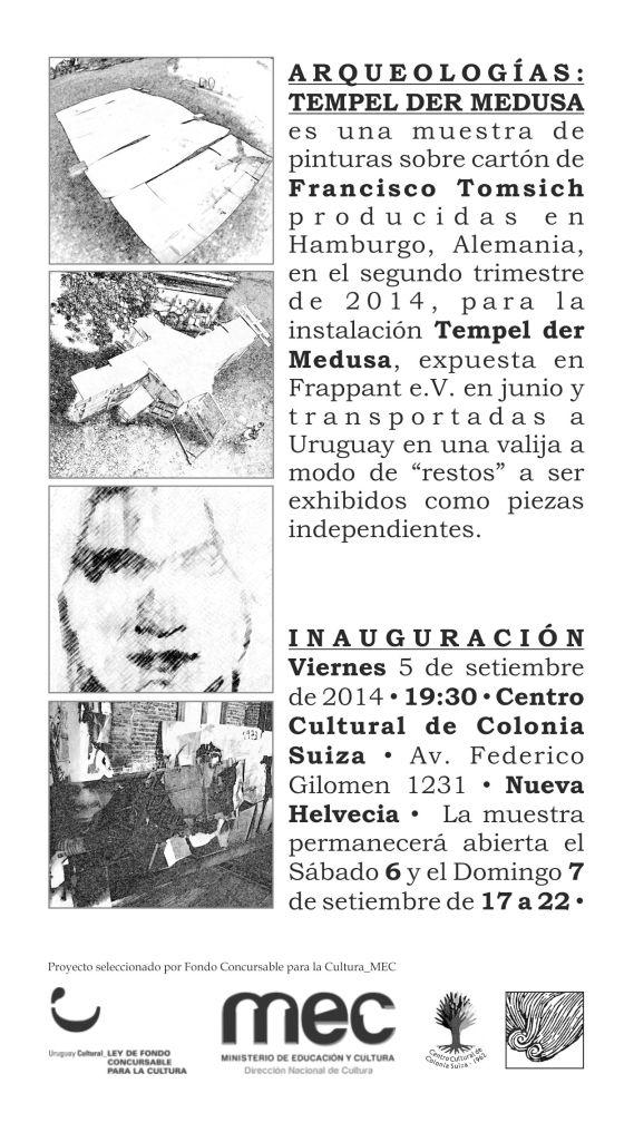 ARQUEOLOGIAS TEMPEL DER MEDUSA_FRANCISCO TOMSICH