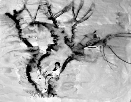 TDUEPURC-6-Tambores-Alexis en el ceibo-Tinta para sello sobre sulfito (Copiar) (Copiar)