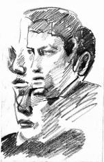 TDUEPURC-6-Tambores-Carbonilla sobre papel obra. (Copiar) (Copiar)