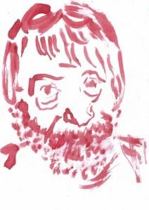 TOMAZ PENGOV STUDY (RED)