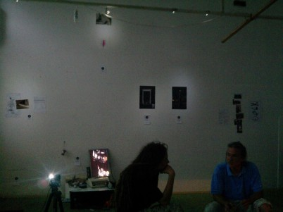 MCS / Zelenica Installation view