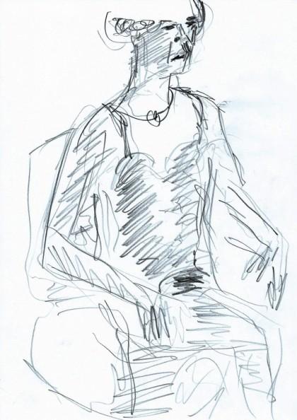 RACHEL SITTING