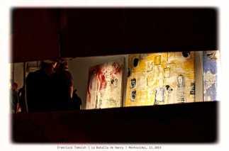 Francisco Tomsich_Orbis | La batalla de Nancy_Inauguración, 29.11.2019_Photo: Henrike von Dewitz_016